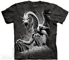 DRAGON CASTLE Mythical Wild T-Shirt S M L XL