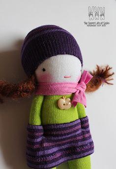 Donda sock doll