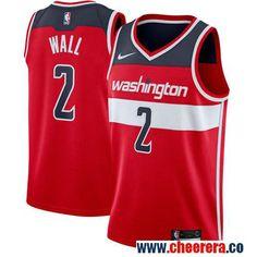 4f1fefe2c Men's Nike Washington Wizards #2 John Wall Red Stitched NBA Swingman Jersey  John Wall Nike