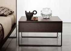 Novamobili Join Bedside Cabinet | Bedside Cabinets & Bedroom Furniture London