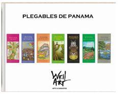 Plegables de Panamá - Disponible en Weil Art