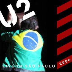 U2 -Vertigo Tour -20/02/2006 -São Paulo Brésil - Estádio do Morumbi