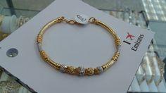 22kt flexible bangle Gold Bangles Design, Gold Earrings Designs, Gold Jewellery Design, Gold Designs, Gold Jewelry Simple, Gold Wedding Jewelry, Bridal Jewellery Inspiration, Gold Bangle Bracelet, Baby Jewelry