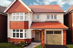 4 bedroom detached house for sale in Buckshaw Village, Chorley, - Rightmove. House Extension Design, House Design, Extension Ideas, 1930s House Renovation, Redrow Homes, Modern Bungalow, House Extensions, Facade House, Cottage Living