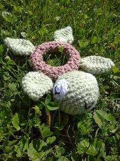 Crochet Turtle, Crochet Earrings, How To Make, Jewelry, Jewlery, Jewerly, Schmuck, Jewels, Jewelery