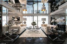 Tom Cruise's London penthouse