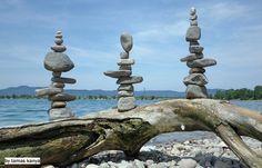 Stone balance in hungary by tamas kanya