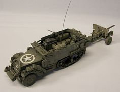 M3A1 Halftrack   unknown scale