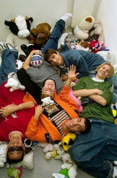 The 30 Most Ridiculous Pictures Of The Backstreet Boys