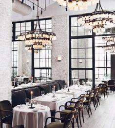 Places: Le Coucou Restaurant, New York