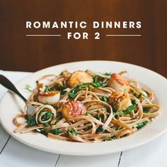 Romantic Dinners for 2 for ANY diet! | BuluBox.com