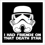 Storm Troopers are people too.