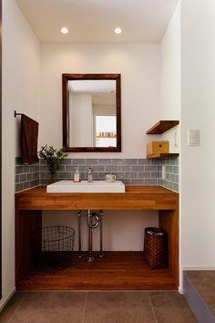 Trendy Home Dco Bathroom Interiors Bathroom Plans, Ikea Bathroom, Bathroom Sets, Bathroom Renovations, Bathroom Interior, Modern Bathroom, Shiplap Bathroom, Industrial Bathroom, Budget Bathroom