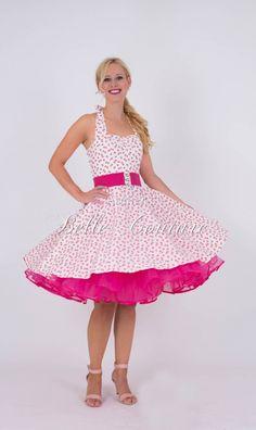 Atelier Belle Couture | 1950' s Petticoat Kleid