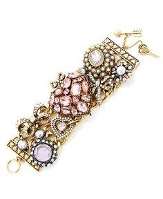 pretty Betsy Johnson Bracelet.