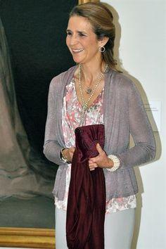 Europapress:  Infanta Elena