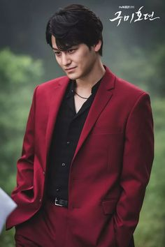 Kim Bum, Korean Male Actors, Korean Celebrities, Asian Actors, Lee Dong Wook, Gumiho, Jo In Sung, Kim Sang, Korean Drama Movies