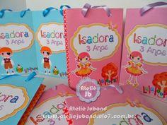 Sacolinha Lalaloopsy - pequena