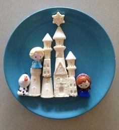 Chocolate Castle #Frozen party