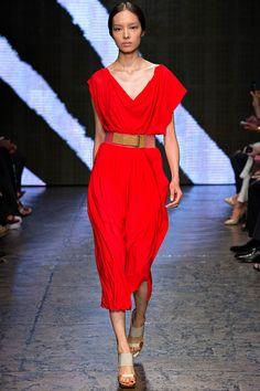 Donna Karan printemps-été 2015 19