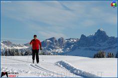 Fiemme è la miglior località sciistica per lo sci da fondo