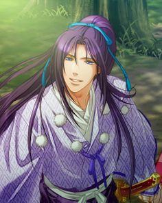 Yoshitsune Minamoto (Shall We Date: Destiny Ninja)