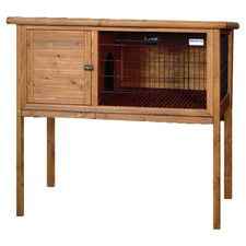 Precision Pet Products Extreme Rabbit Shack In Natural I Shop Rabbit Facts,  Rabbit Hutches,