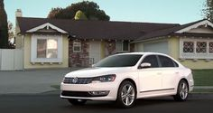 With a refined diesel engine, this model is anything but noisy. The 2015 #VW Passat TDI Clean Diesel makes for an effortlessly quiet ride.  https://www.youtube.com/watch?v=8ZhGpZaLC10