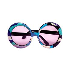 The other morning at the Union Square greenmarket, I saw a woman wearing these with her dark hair pulled back and walking with her bike.  The moment took me far and away to another time.   70S EMILIO PUCCI SUNGLASSES  ITALY