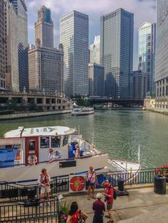 Wendella Boats - Architecture from the Chicago River - a MUST if you visit the city