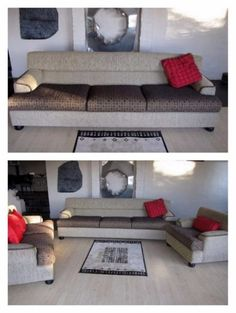 Available from a Pre-Book sale in Wonderboom:Designer one seater couch - R895     Designer two seater couch - R1695Designer three seater couch - R2295 email us now on nel@movingon.co.za to secure these items now and collect them tomorrow.
