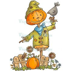 Whimsy Scarecrow
