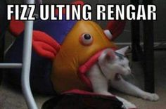 #fizz #rengar #leagueoflegends