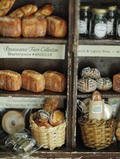 1:12th scale dollhouse miniature bakery