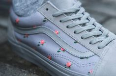 d0adda5d7b7d Everything s coming up roses in Vault by Vans  most current collaboration  with Japanese label Undercover. The skate brand s fashion-led offshoot has  kept ...