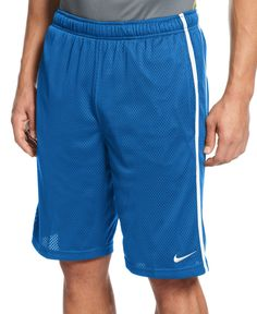 Nike Men's 10 Dri-Fit Monster Mesh Shorts - Shorts - Men - Macy's