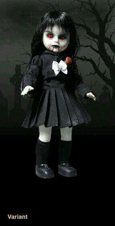 Aggressive Living Dead Dolls Annabelle Dolls & Bears