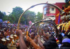 Thrissur Pooram Festival Pictures - Kerala Photos www.keralaphotos.in