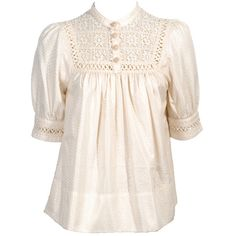 Lover, Peasant top ❤ liked on Polyvore featuring tops, blouses, shirts, blusas, white shirt, peasant blouse, white peasant top, shirts & tops and shirts & blouses