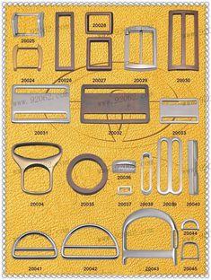 Zinc Slide, Zinc Loops, Adjust Ring, D-Ring Manufacturer & Supplier | 92062