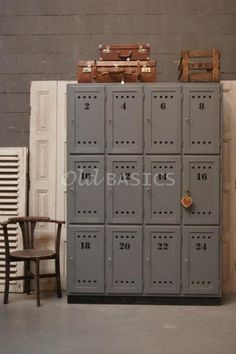 puber kamer | Stoere 12 deurs locker van www. Door DoorMarloes