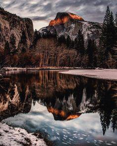 mthrworld: Yosemite National Park California. A must on every...