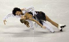 Magical - Tanith Belbin & Benjamin Agosto - ice dancing
