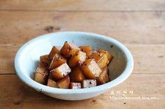 감자조림 만드는법, 맛있는 감자조림 황금레시피~~완소 레시피랍니다 : 네이버 블로그 Sweet Potato, Potatoes, Vegetables, Cooking, Health, Recipes, Food, Healthy Groceries, Food Food