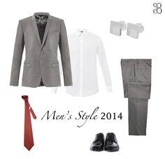 Refleja seguridad, confianza y profesionalismo con estas mancuernillas de plata. #men #fashion #cufflinks #hombres #moda