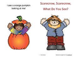 Scarecrow, Scarecrow, What Do You See?