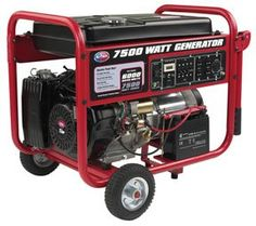 All Power America APGG7500 7,500-Watt Gas Powered Portable Generator for sale