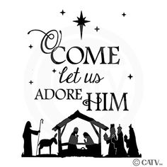 Image result for oh come let us adore him