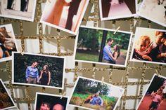 |Sarah and Drew|Rustic Photo Collage| www.thestockroomat230.com #thestockroom #thestockroomat230  #downtownraleigh #weddingvenue  #reception #raleighweddingvenue
