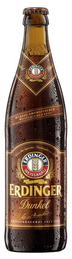 Erdinger Dunkel - Germany. Had one just because it is close to the spelling of my name!